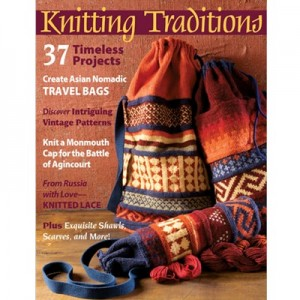 KNITTING TRADITIONS - PRINTEMPS 2012