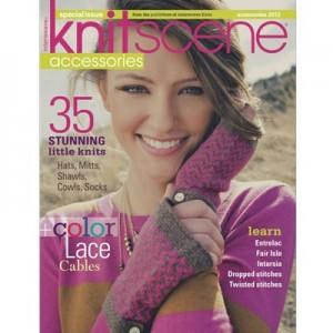 KNITSCENE - ACCESSOIRES 2012