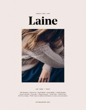 Laine Magazine Nordic Knit Life Issue 3
