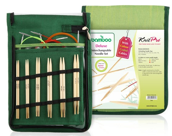 kit tricot circulaire