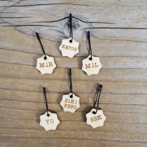 Increase / Decrease Stitch Marker Set