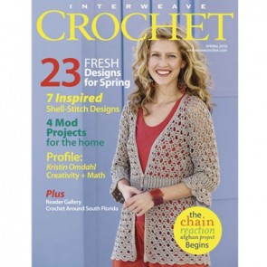 INTERWEAVE CROCHET 2010 - PRINTEMPS
