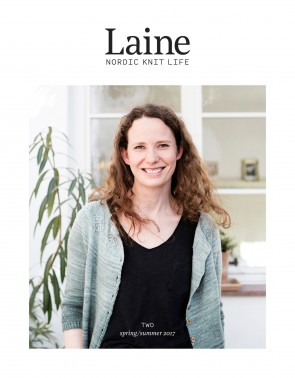 Laine Magazine Nordic Knit Life Issue 2