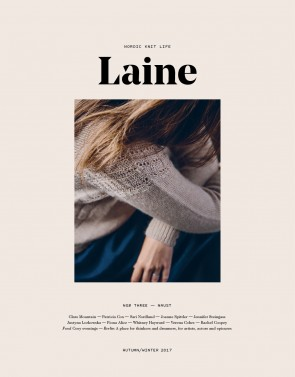Laine Magazine Nordic Knit Life Issue 3