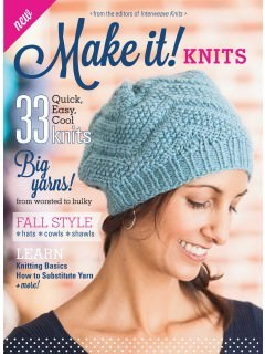 NEW! Make It! Knits 2014