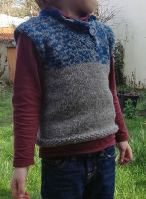 Tricot Pull Toisons Bretonnes