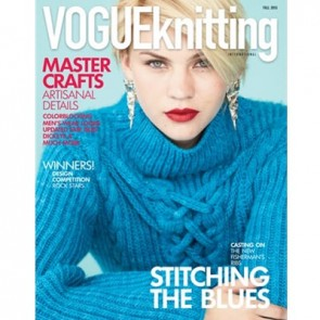 VOGUE KNITTING 2013 - AUTOMNE