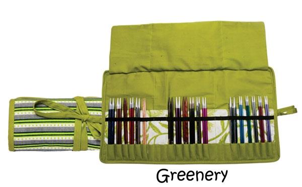 pochette aig interchangeables greenery