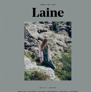 LAINE : ISSUE SIX