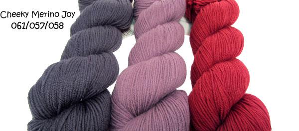 Kit Rosy Green Wool Drachenfels