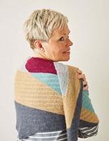 brambling shawl