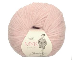 myk 3511-rose poudre
