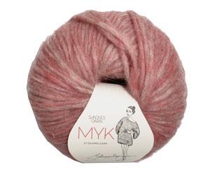 myk 4650-Vieux rose
