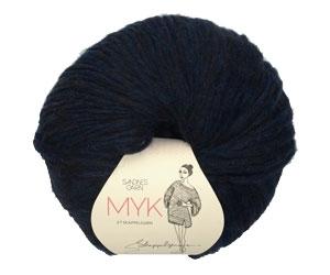myk 6863-Bleu nuit