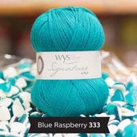 333 blue raspberry